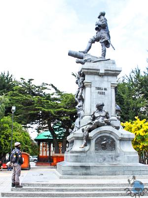 Estátua de Magallanes