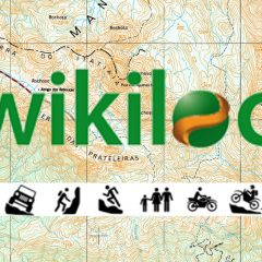 Como funciona o Wikiloc?