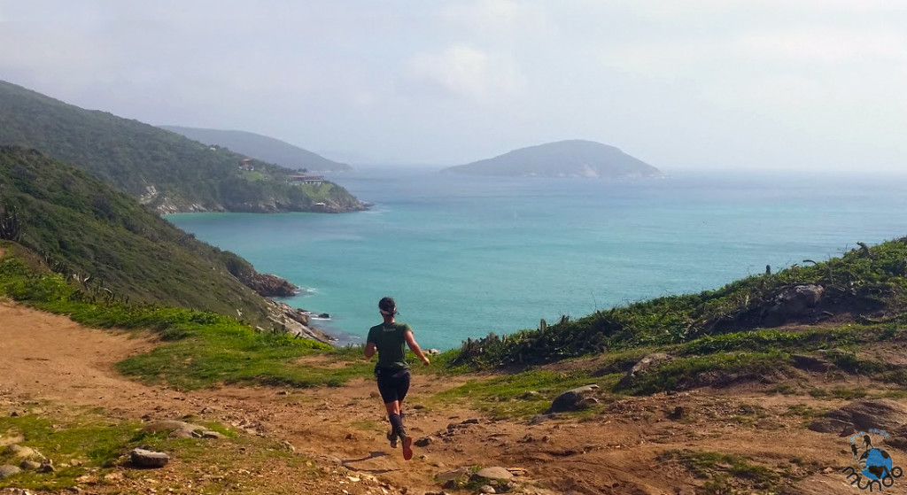 trail running arraial
