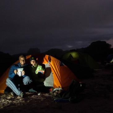 Comida para Camping e Trekking