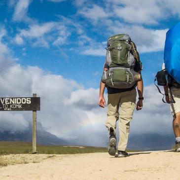 Material de Trekking – Monte Roraima