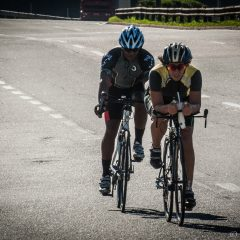 Treinando em uma Equipe de Triathlon