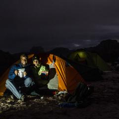 Como se vestir no frio para encarar uma aventura?