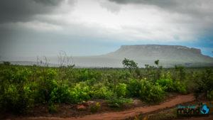 Jalapao Bikepacking - A chuva chegando