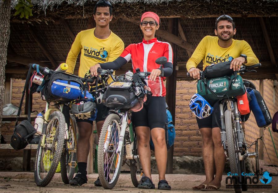 Jalapão Bikepacking - Sua Casa é o Mundo