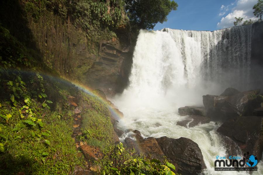 Jalapão - Cachoeira da Fumaça