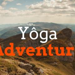 Yôga Adventure – Equilibrando corpo e mente