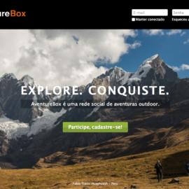 Aventurebox, a rede social de Aventura